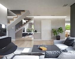 Projekt+domu+HomeKoncept+18+-+zdj%C4%99cie+od+HomeKONCEPT+Projekty+Dom%C3%B3w+Nowoczesnych