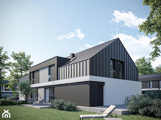 Projekt domu HomeKONCEPT 93 B