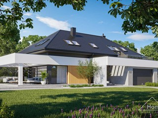 Projekt domu HomeKONCEPT New House 707