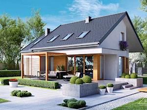 HomeKONCEPT Projekty Domów Nowoczesnych - Architekt budynków