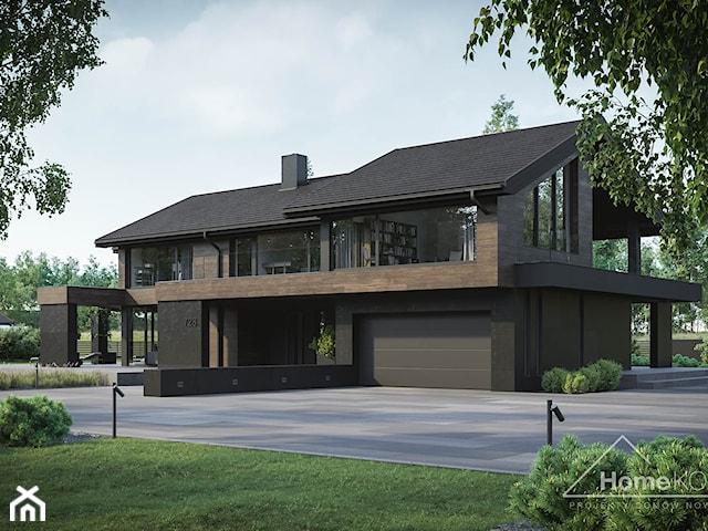 Projekt domu HomeKONCEPT New House 728