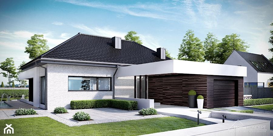 projekt domu homekoncept 32 zdj cie od homekoncept projekty dom w nowoczesnych. Black Bedroom Furniture Sets. Home Design Ideas