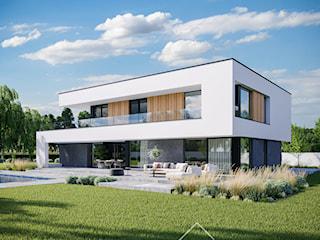 Projekt domu HomeKONCEPT New House 727