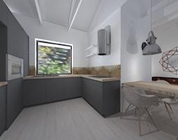 Kuchnia+skandynawsko+industrialna+-+zdj%C4%99cie+od+maKa+architekci+s.c.