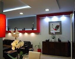 Wnętrze salonu - zdjęcie od eurythmia