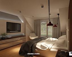 Sypialnia+z+garderob%C4%85+-+zdj%C4%99cie+od+Ciocho%C5%84-Studio