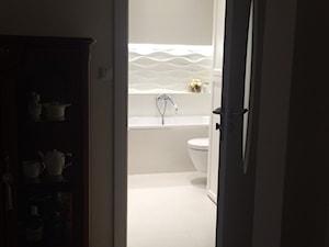 Łazienka zdjęcia z realizacji i wizualizacje - zdjęcie od Ciochoń-Studio