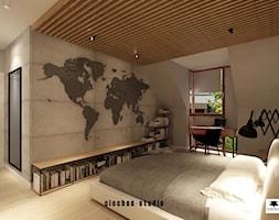 Sypialnia+z+%C5%82azienk%C4%85+-+zdj%C4%99cie+od+Ciocho%C5%84-Studio