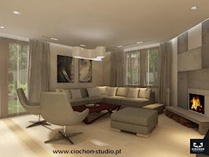 Ciochoń-Studio - Architekt / projektant wnętrz