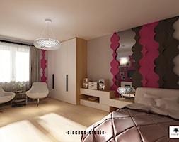 Pokój dla Nastolatki - zdjęcie od Ciochoń-Studio