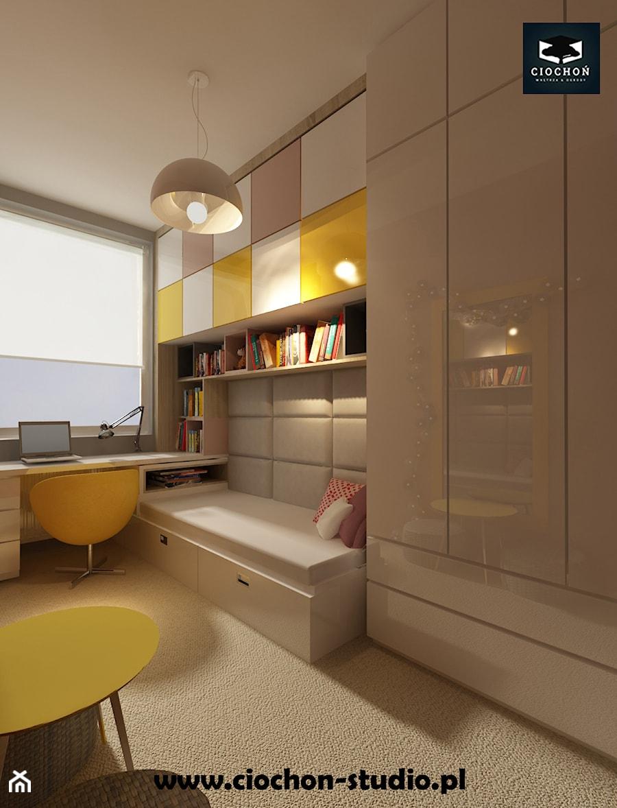 Pokój dla dziewczynki - zdjęcie od Ciochoń-Studio