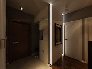 Projekt mieszkania w Krakowie - zdjęcie od Ciochoń-Studio