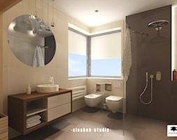 Projekt wnętrza domu - Węgrzce - zdjęcie od Ciochoń-Studio