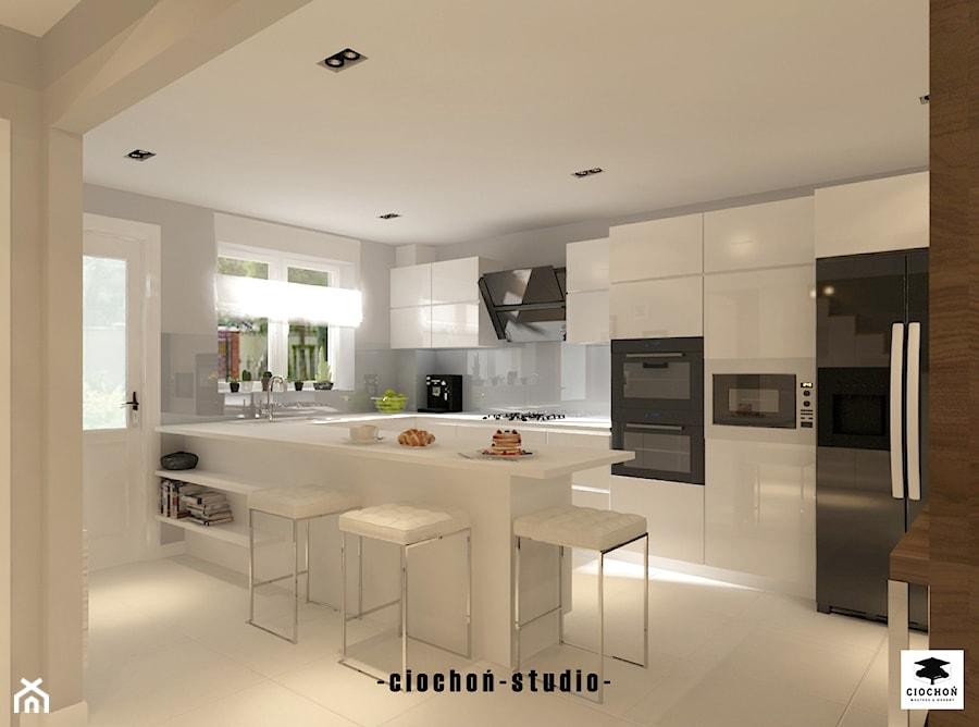 Projekt domu w Anglii - zdjęcie od Ciochoń-Studio