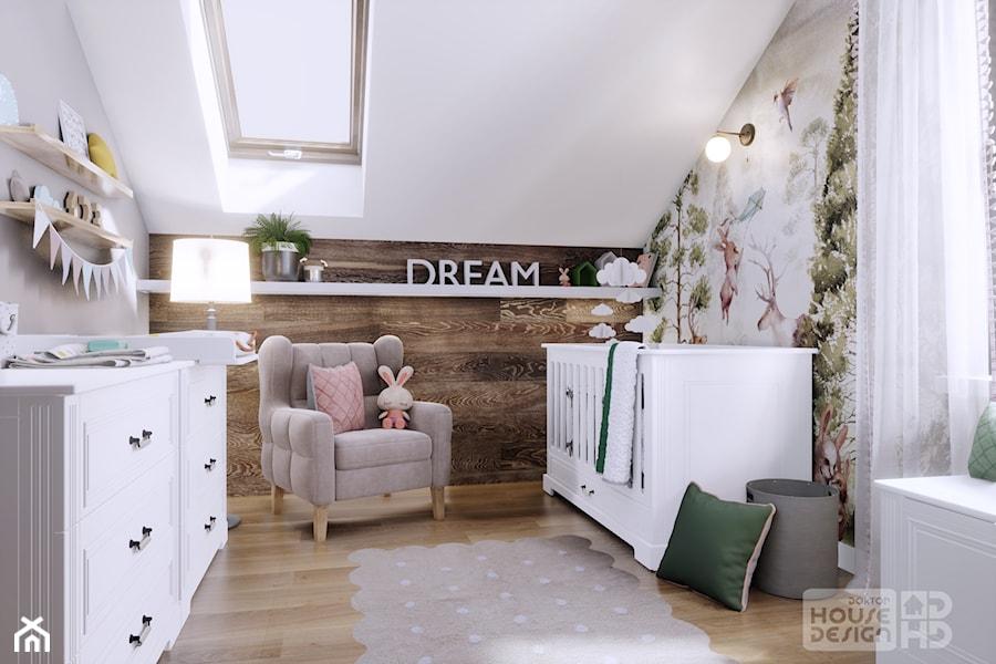 DOM W BABICACH - Pokój dziecka, styl skandynawski - zdjęcie od DOKTOR HOUSE DESIGN