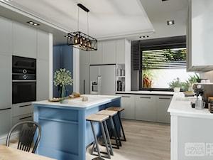 DOM W BABICACH - Kuchnia, styl klasyczny - zdjęcie od DOKTOR HOUSE DESIGN