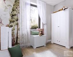 pokój dla dziewczynki - zdjęcie od DOKTOR HOUSE DESIGN - Homebook