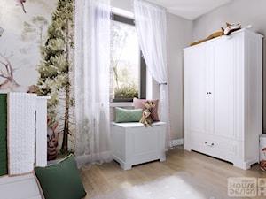 pokój dla dziewczynki - zdjęcie od DOKTOR HOUSE DESIGN