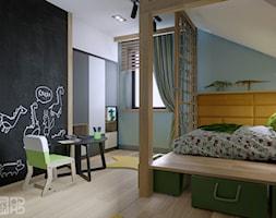 DOM W BABICACH - Pokój dziecka, styl nowoczesny - zdjęcie od DOKTOR HOUSE DESIGN - Homebook