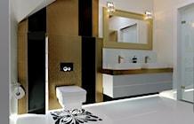 Łazienka styl Glamour - zdjęcie od DOKTOR HOUSE DESIGN