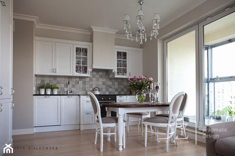 Cynamonowy Dom  zdjęcie od Doriz Pragmatic Design -> Kuchnia Styl Prowansalski Ikea