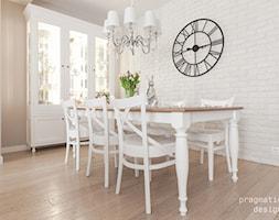 Stół i witryna - zdjęcie od Doriz Pragmatic Design