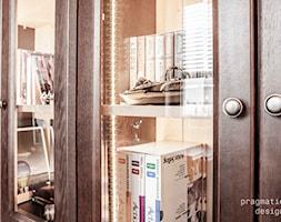 Biuro w domu- detal - zdjęcie od Doriz Pragmatic Design