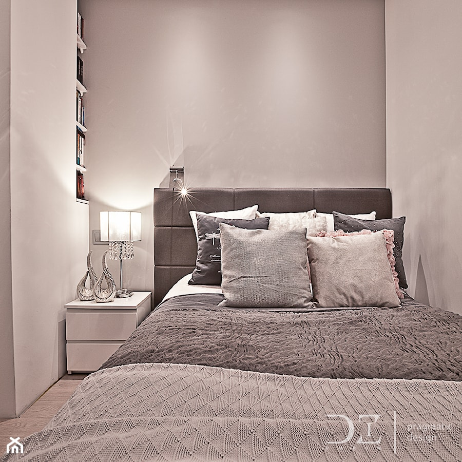 sypialnia - zdjęcie od Doriz Pragmatic Design
