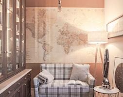 Biuro w domu - zdjęcie od Doriz Pragmatic Design