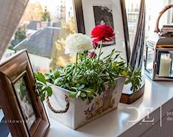 Prowansja na Bartyckiej - Średnia sypialnia, styl prowansalski - zdjęcie od Doriz Pragmatic Design