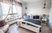 Sypialnia styl Prowansalski - zdjęcie od Doriz Pragmatic Design