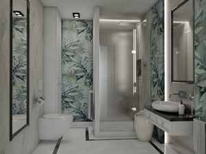 łazienka w bloku w 3 odsłonach