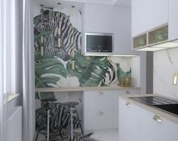 Mała kuchnia - zdjęcie od Pracownia Projektowa SKEB S.K.Kołtun