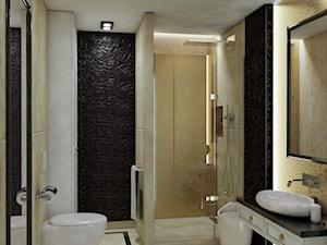 styl art deco w łazience - zdjęcie od Pracownia Projektowa SKEB S.K.Kołtun