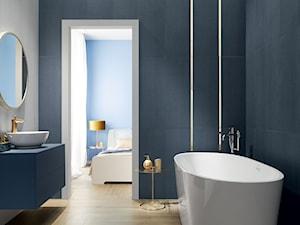 Łazienka w pozytywnych kolorach