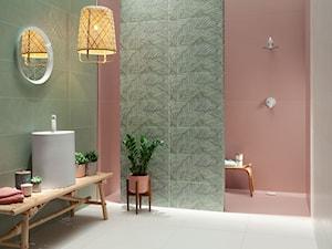Stwórz pokój kąpielowy z płytkami niczym tapeta