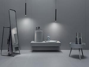 Nowoczesny total look w łazience. Jak wykorzystać kolorowe płytki?