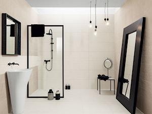 Łazienka w bieli, szarościach czy czerni? Stwórz aranżację w klasycznych kolorach