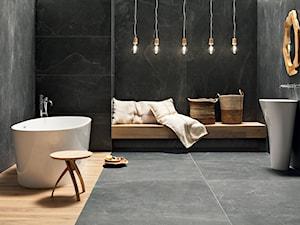 Płytki łupkowe – naturalny trend w Twojej łazience