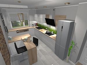 Kuchnia otwarta - zdjęcie od lightcenter.pl
