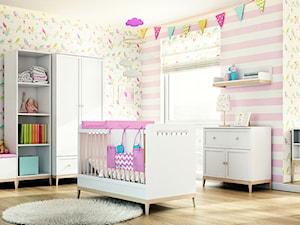 Nowoczesne meble dziecięco-młodzieżowe Elle. - zdjęcie od meblefann.pl