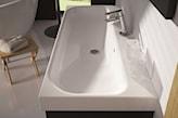 biała łazienka, minimalistyczna łazienka