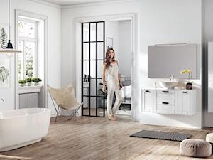 Jakie meble wybrać do łazienki w stylu skandynawskim?