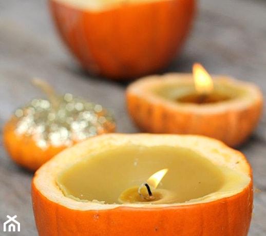 Jak zrobić świeczkę cynamonową z dyni? DIY