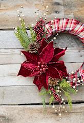 DIY: Jak zrobić świąteczny wieniec?