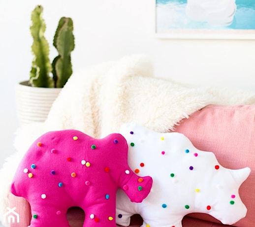Jak zrobić poduszkę do pokoju dziecięcego?