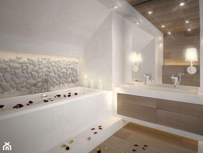 Projekt łazienki Mała Biała łazienka W Bloku W Domu