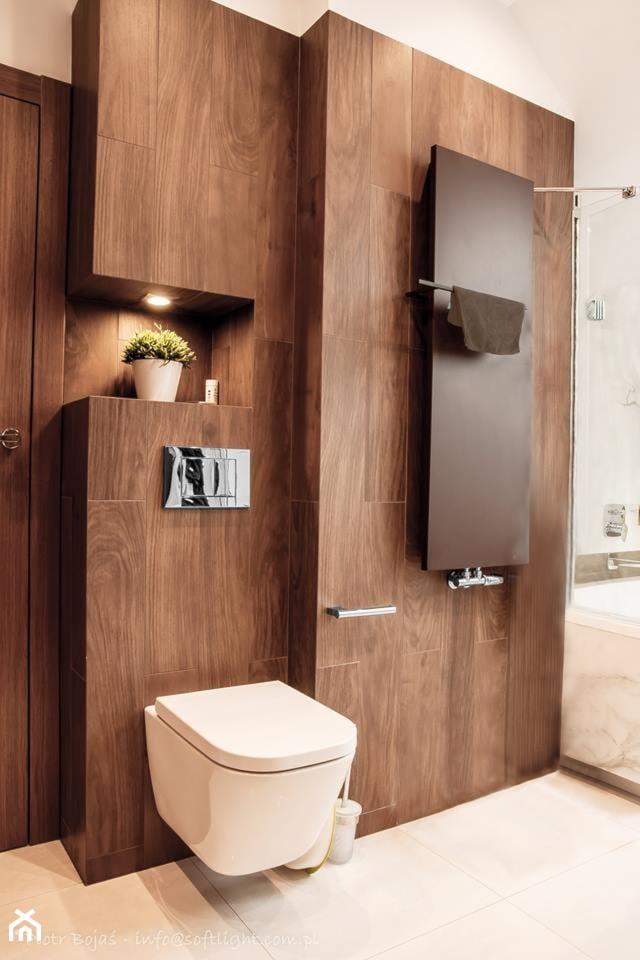Dom jednorodzinny 160m2 - Łazienka, styl nowoczesny - zdjęcie od MASTERHOME GROUP
