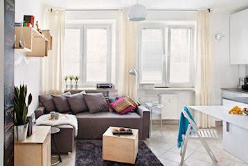 Jak optycznie powiększyć przestrzeń małego mieszkania w bloku?