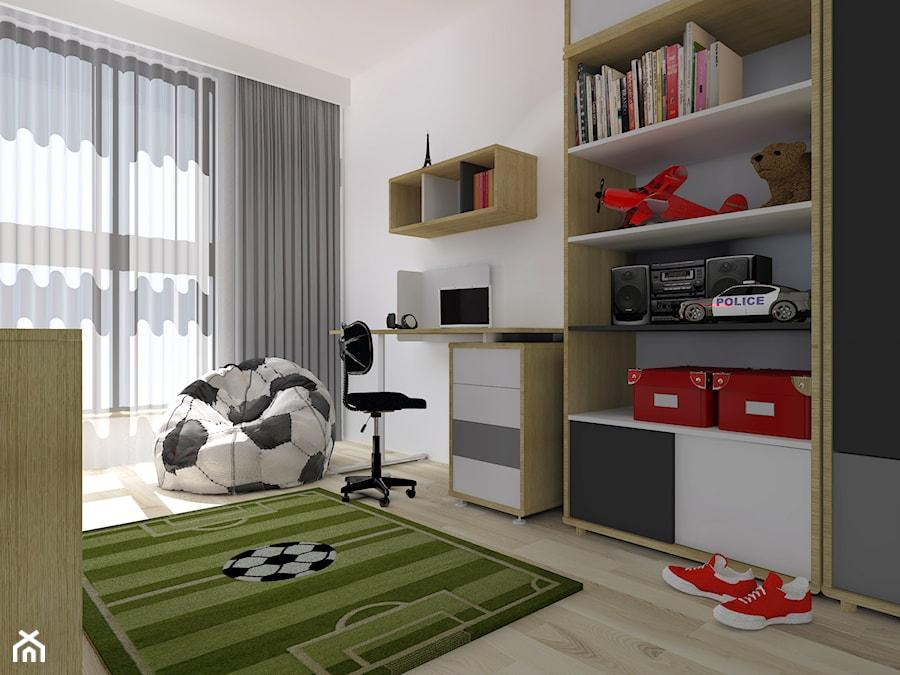 pok j dla ch opca zdj cie od inside story. Black Bedroom Furniture Sets. Home Design Ideas